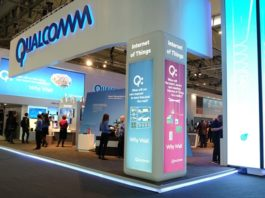 Qualcomm chips for mobile Internet