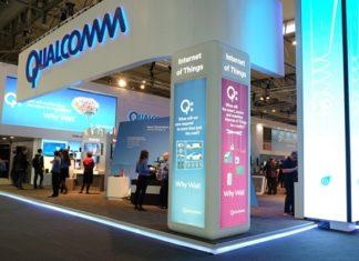 Qualcomm chips for mobile Internet