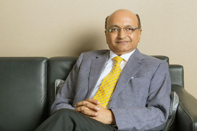 Sterlite Tech vice chairman Pravin Agarwal