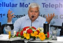 TRAI chairman