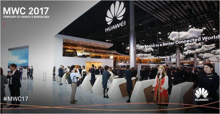 Huawei Technologies at MWC 2017