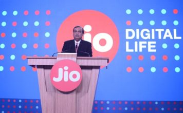 Mukesh Ambani on Reliance Jio digital life