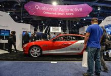Qualcomm for mobile connectivity