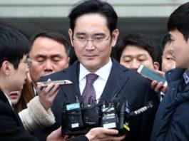 Samsung Vice Chairman Lee Jae-yong