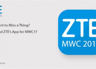ZTE at MWC 2017
