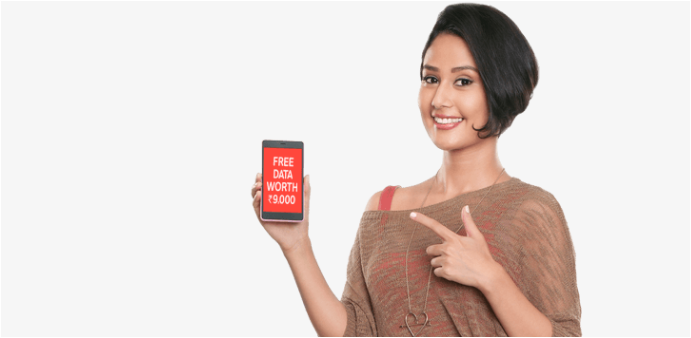Airtel free data plans