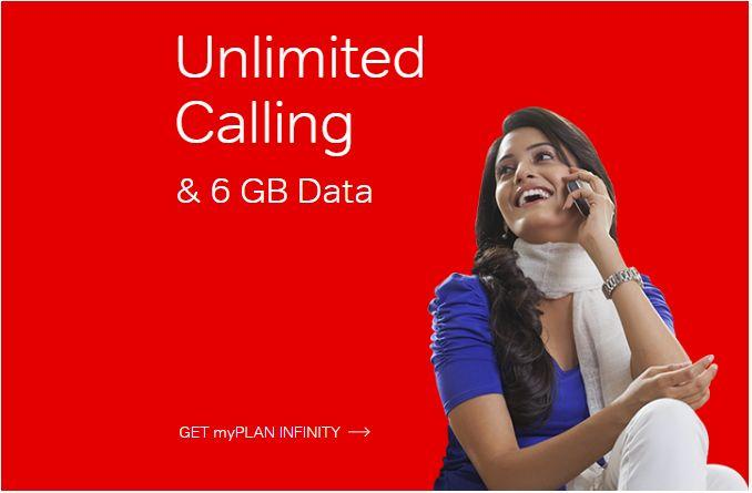 Airtel unlimited calling and data