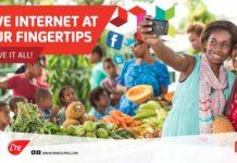 Digicel LTE network
