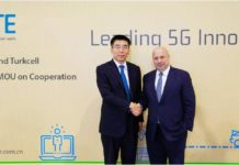 Turkcell in 5G trials with ZTE