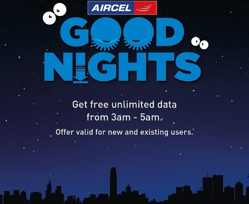 Aircel Goodnights