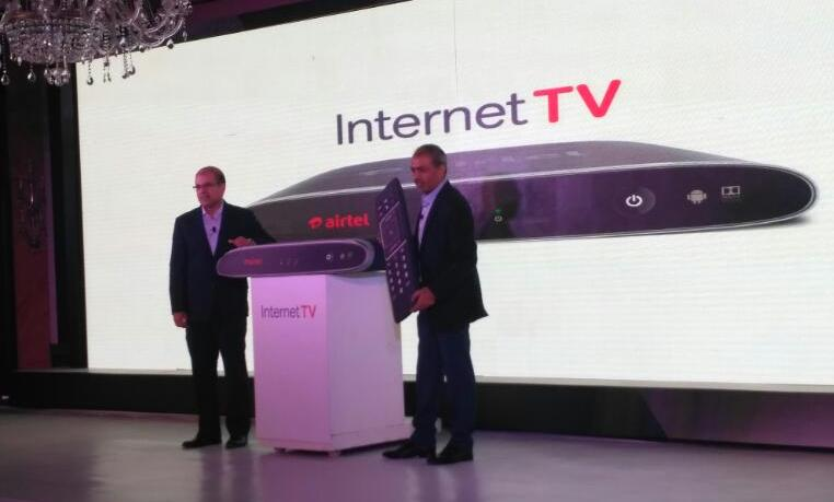 Airtel Internet TV launched in India | TelecomLead