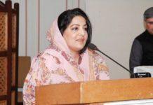Anusha Rehman Pakistan telecom minister