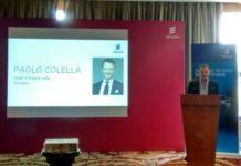Ericsson India head Paolo Colella