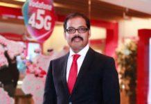 Mallik Rao, CTO of Vodafone Turkey