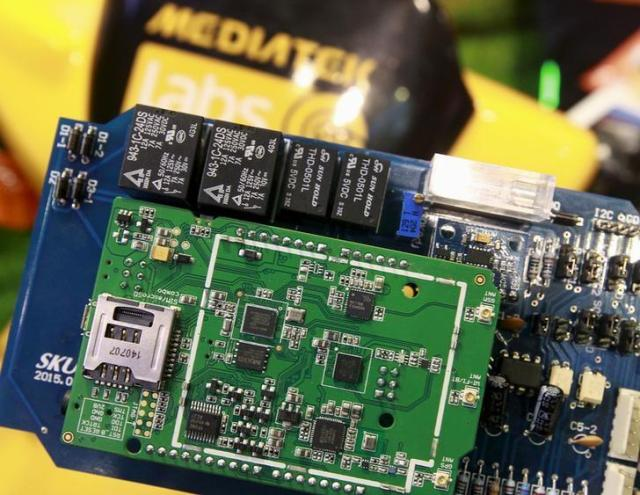 MediaTek chipset for 4G phones