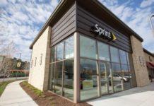 Sprint retail presence