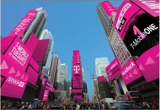 T-Mobile network plans