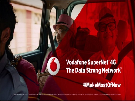 Vodafone India Data Strong Network