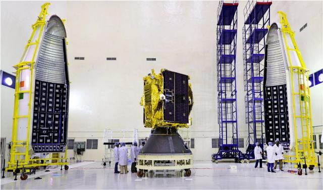 GSAT 9 satellite from India