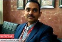 Rajesh Singh, Red Hat