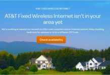 AT&T Fixed Wireless Internet