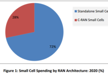 Small Cell Spending by RAN Architecture