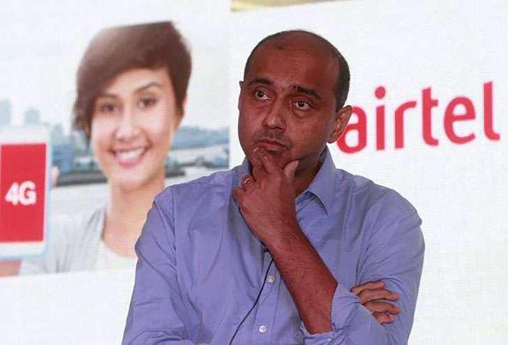 Airtel CEO Gopal Vittal on 4G