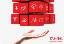 Airtel annual report latest