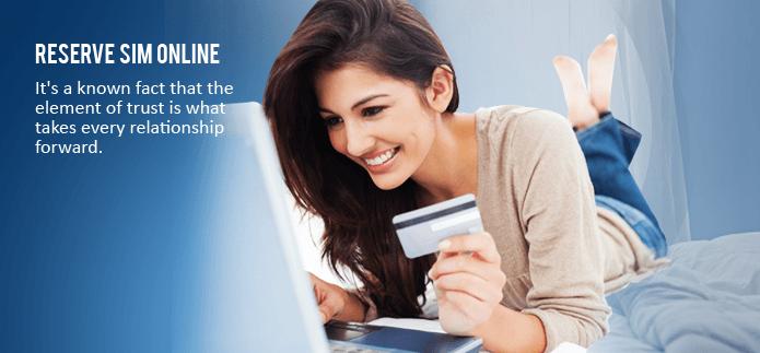 Customer care at Warid Telecom