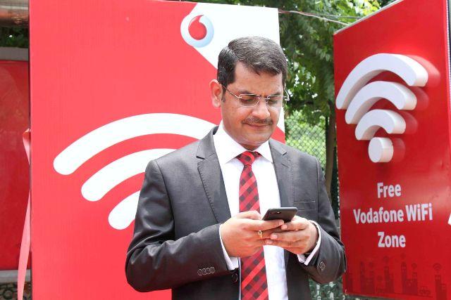 Free Vodafone Wi-Fi India