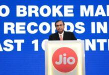 JioPhone launched by Mukesh Ambani