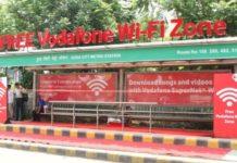 Vodafone Wi-Fi India