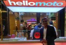 Moto Hub in India