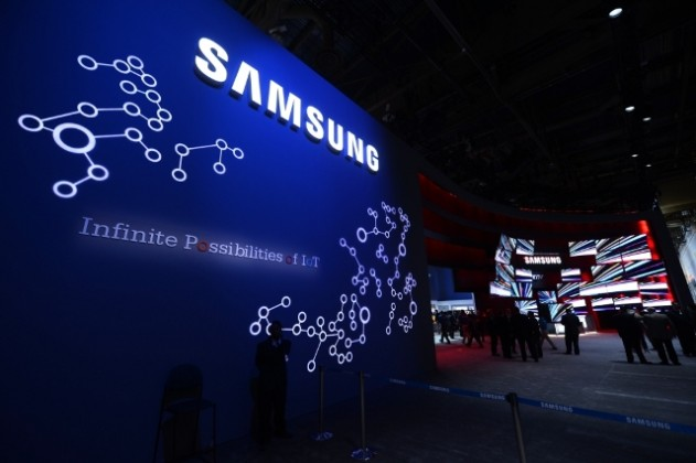 Samsung IoT solutions