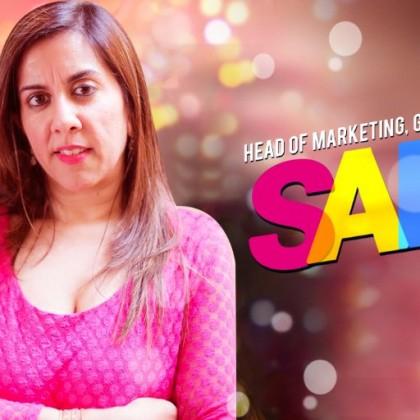 Sapna Chadha Google India