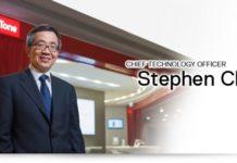 SmarTone CTO Stephen Chau
