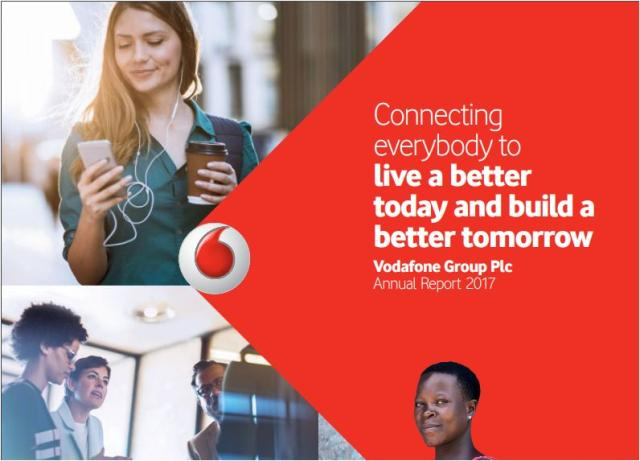 Vodafone connecting all