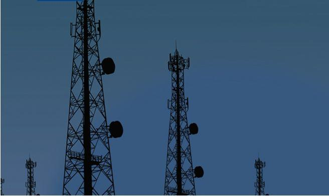 India telecom tower for 3G and 4G