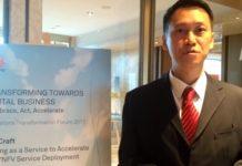 Richard Wong, Huawei