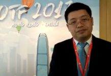 Ruguo Zheng, CMO Global Services, Huawei