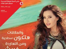 Vodafone Egypt telecom network