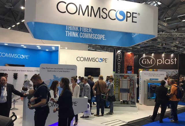 CommScope brings new antenna solutions for 5G network