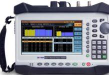 Deviser Instruments Digital TV Spectrum Analyzer