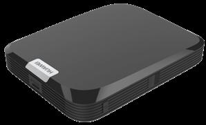 Huawei's Q22 set-top box