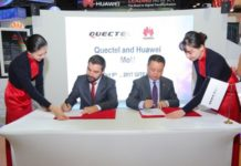 Huawei and Quectel partner
