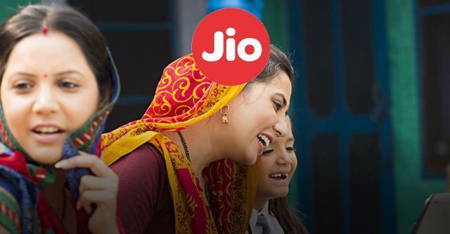 Jio for VoLTE service