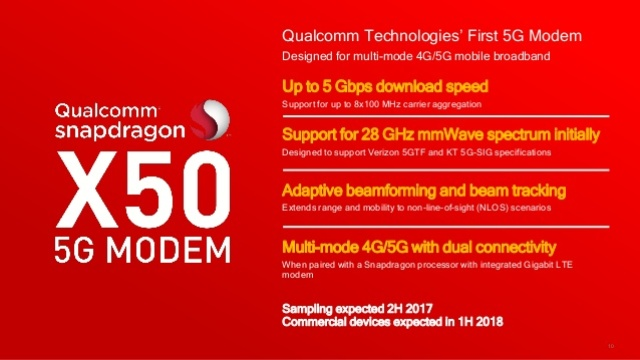 Qualcomm to kick off 5G NR trials with 18 operators | TelecomLead