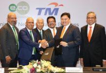 Telekom Malaysia and backhaul deal with edotco