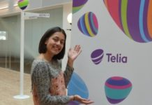 Telia smartphone users
