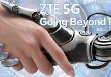 ZTE 5G for mobile